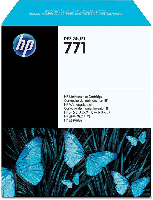 HP CH644A 771 DesignJet Maintenance Cartridge - We Love tec