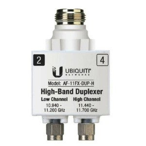 Ubiquiti AF-11FX-DUP-H airFiberX 11GHz High-Band Duplexer - We Love tec