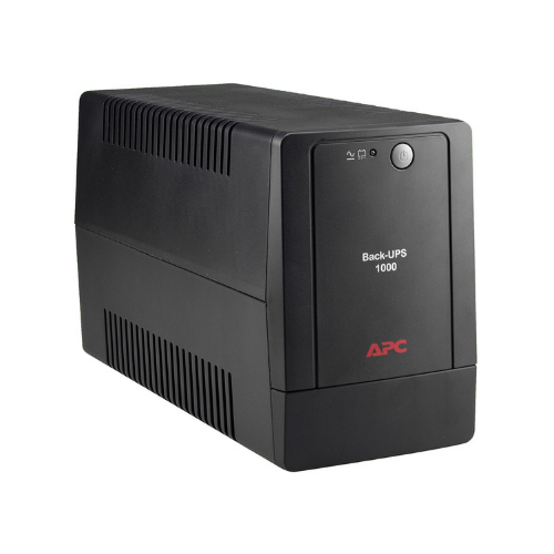 APC BX1000L-LM Back-UPS 1000VA, 120V, AVR, LAM - We Love tec