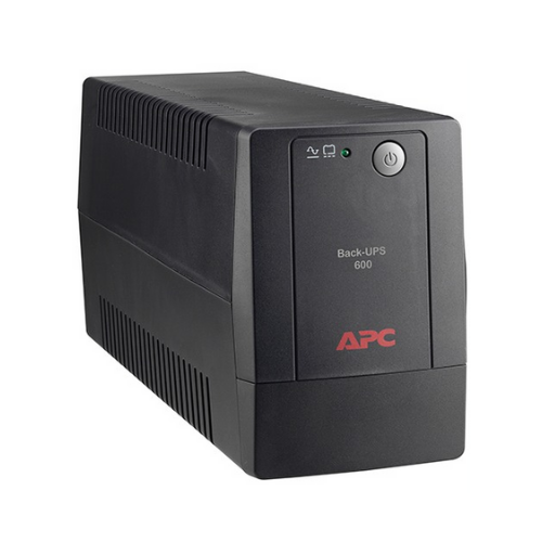 APC BX600L-LM Back-UPS 600VA, 120V, AVR, LAM - We Love tec