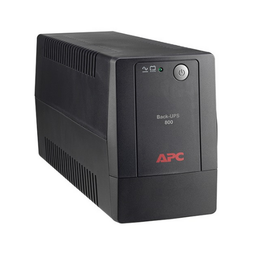 APC BX800L-LM Back-UPS 800VA, 120V, AVR, LAM - We Love tec
