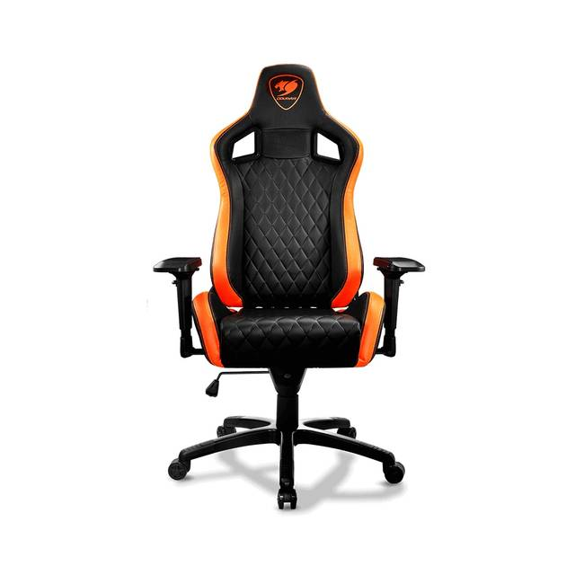 Cougar Armor S Luxury Gaming Chair - We Love tec