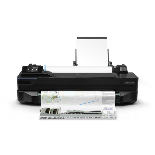 HP DesignJet T120 CQ891C#B1K, 24-inch, Wireless ePrinter - We Love tec