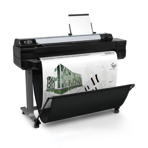 HP DesignJet T520 CQ893C#B1K, 36-inch, Wireless ePrinter with Web Connectivity - We Love tec