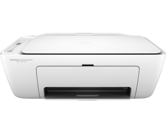 HP DeskJet Ink Advantage 2675, All-in-One Printer, V1N02A#AKY - We Love tec