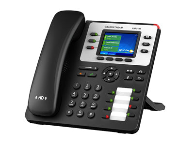 Grandstream GXP2130 Enterprise IP Phone with PoE, 3 Lines - We Love tec