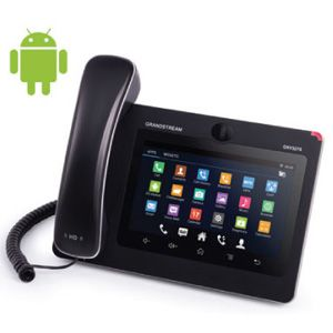 Grandstream GXV3275 Video IP Phone with Android, VoIP with PoE, 6 Lines - We Love tec