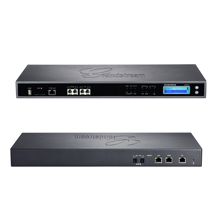 Grandstream UCM6510 IP PBX with 2 FXO and 2 FXS Ports - We Love tec