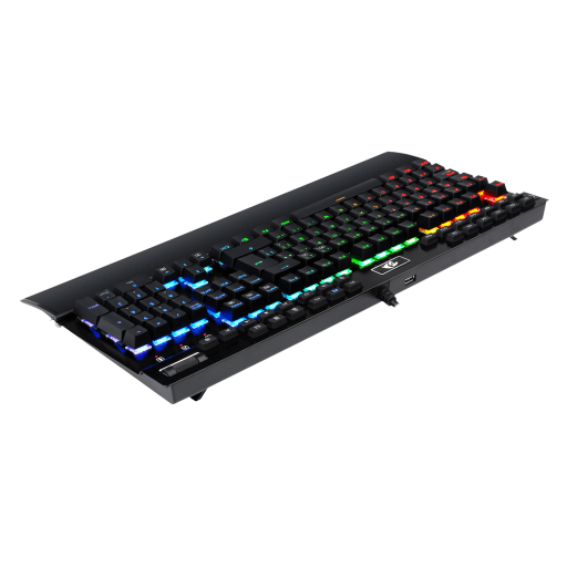 Redragon K550 YAMA, Mechanical Gaming Keyboard, Black, English - We Love tec