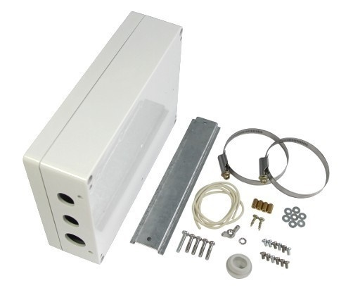 MikroTik CA/OTS Small Outdoor Case for RB/CRD/411/711 - We Love tec