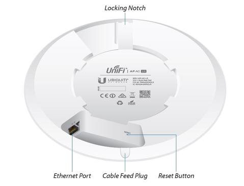 Ubiquiti UAP-AC-LR-US, UniFi AP Access Point, Long Range - We Love tec