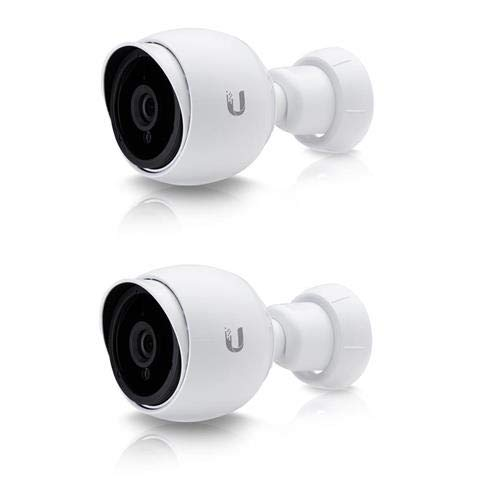 Ubiquiti Networks 2 Pack UniFi UVC-G3-AF 1080p Outdoor Day & Night Bullet Camera with Instant AF Adapter