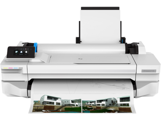 HP 5ZY58A#B1K DesignJet T130 24-in Printer - We Love tec