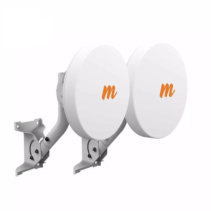 Mimosa Networks B5-Lite Wireless Bridge Kit, Point-to-Point Link, 5GHz, 750 Mbps, 2-Pack - We Love tec