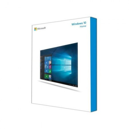 Microsoft KW9-00140 Windows Home 10, 64Bit, English, 1-Pack, DSP OEI DVD - We Love tec