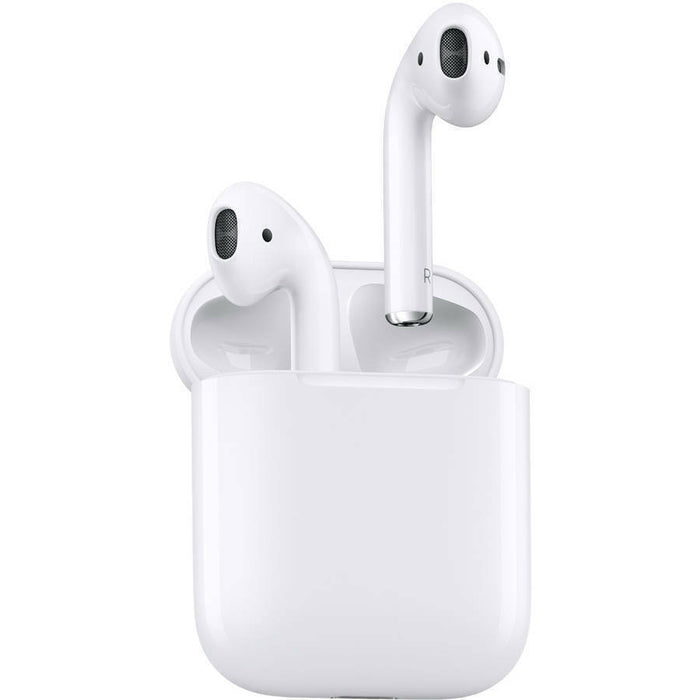 Apple AirPods 2nd Generation with Charging Case - White- Manufacturer refurbished - We Love tec