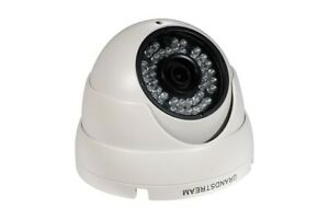 Grandstream GXV3610-HD IP Surveillance Camera, HD Day & Night Fixed Dome, 1.2 MP - We Love tec