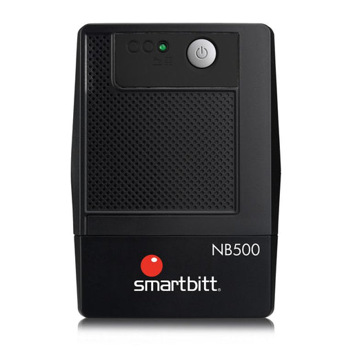 Smartbitt SBNB500 Smart Interactive 500 UPS, 4 Contacts, 500VA - We Love tec