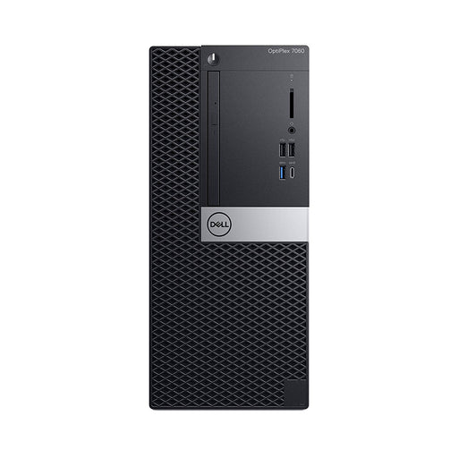 Dell OptiPlex 7060 SFF Desktop Computer with Intel Core i7-8700 3.2 GHz Hexa-core, 8GB RAM, 1 TB - We Love tec