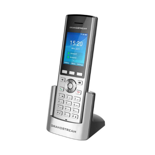 Grandstream WP820 Enterprise Portable Wi-Fi Phone, VoIP Phone and Device, 2 Lines - We Love tec