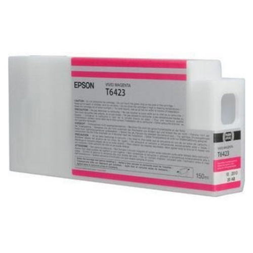 EPSON T642300 Vivid Magenta UltraChrome HDR Ink Cartridge for Stylus Pro 7700/7900/9700/9900, 150ml - We Love tec