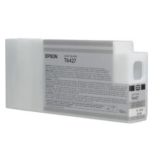 EPSON T642700 Light Black UltraChrome HDR Ink Cartridge for Stylus Pro 7900/9900, 150ml - We Love tec