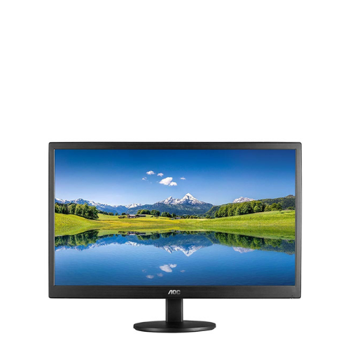 AOC E2070SWHN Monitor, 19.5-inch HD - We Love tec