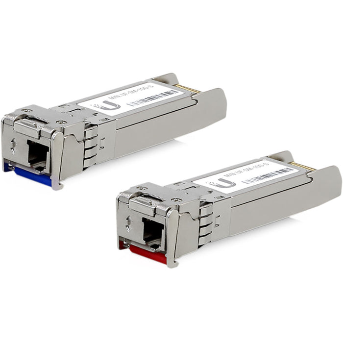 Ubiquiti UF-SM-10G-S U Fiber Single-Mode SFP+ BiDi 1 Pair - We Love tec