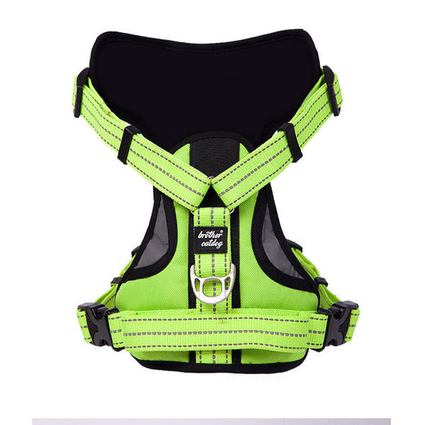 All Weather Step-in Mesh Harness - Dogs&CatsShop