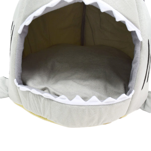 Shark Dog House Tent - Dogs&CatsShop
