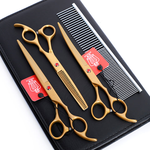Gold Grooming Kit