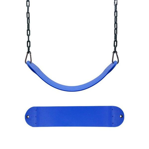 1PC Swing Seat For Outdoor Playground Swingset Accessories Hanger Kids Child Belt Hanger Swing Seat #S0 - sweet-casa.com