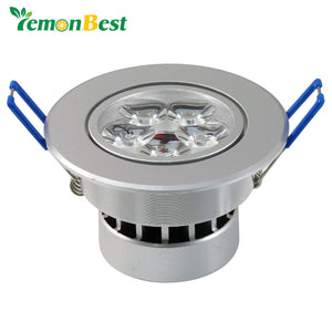 15W 5x3W Ceiling Downlight Epistar chip LED ceiling lamp Recessed light 85V-245V for home illumination 5pcs/lot - sweet-casa.com