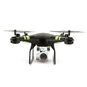 2.4G Altitude Hold HD Camera Quadcopter RC Drone WiFi FPV Live Helicopter Hover - sweet-casa.com