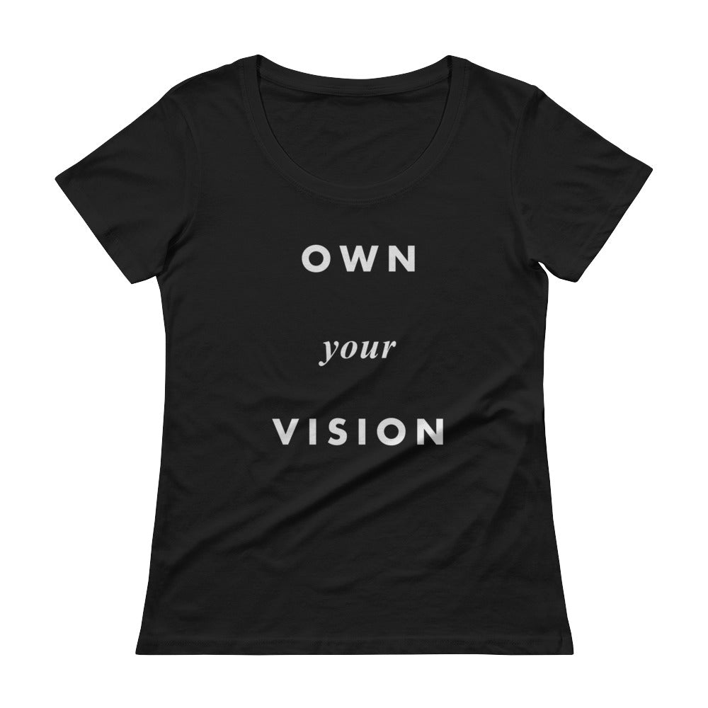 Own Your Vision T-Shirt Black