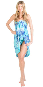Papan - Sarong.de Sarong Pareo Wraparound Beach Cover Lunghi Lunghis Pareos Sarongs