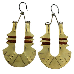 LunaSol Tribal Earrings