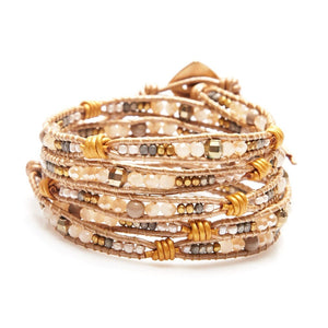 Nakamol Desiree Wrap Bracelet