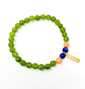 Dream Jade Yoga Bracelet by Ethnocity