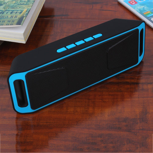 3 in 1 -Portable Bluetooth Wireless Stereo Speaker and Hands Free Phone W/FM Tuner