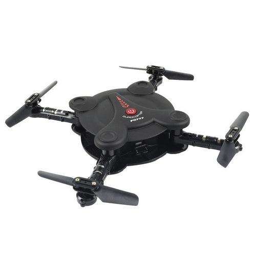 Foldable Pocket Drone W/ Hold Altitude Mode