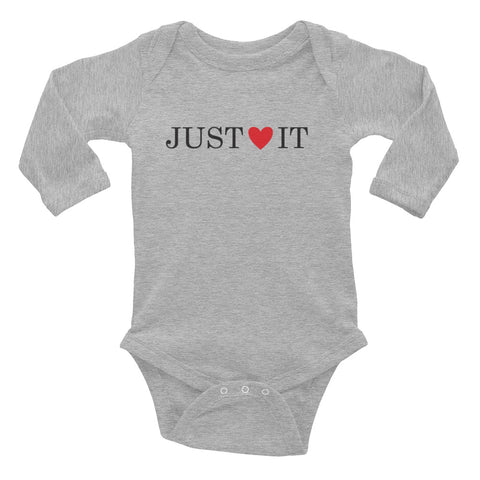 T-Bird Soaring Infant Onsie Long Sleeve - (Just Love It)