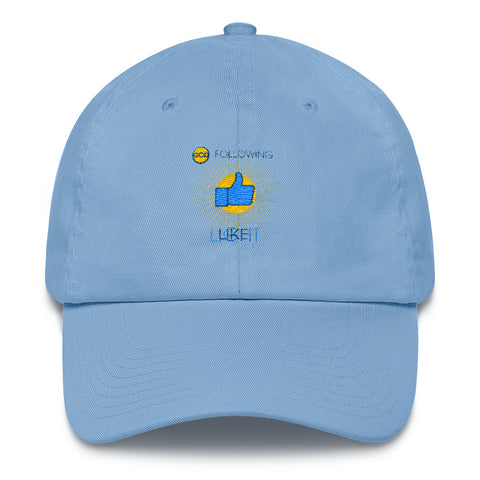 "T-Bird Soaring 3630 ""God Following"" Cotton Cap"