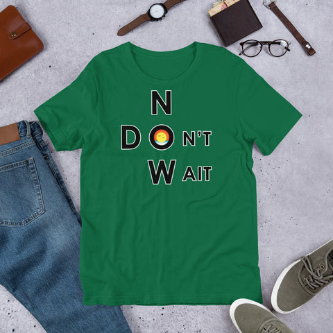 "T-Bird Soaring 3001 ""Don't Wait - Now"" Short-Sleeve Unisex T-Shirt 2019 Version"