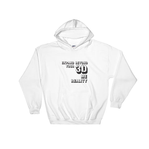 "T-Bird Soaring"" Expand Beyond 3D"" Hooded Sweatshirt"
