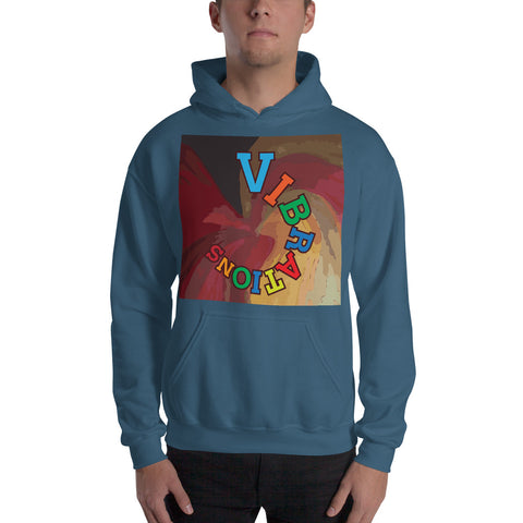 "T-Bird Soaring 18600 ""Vibrations"" Hooded Sweatshirt"