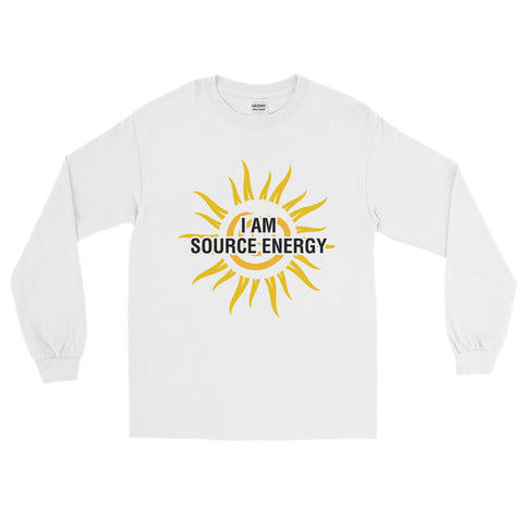 T-Bird Soaring Long Sleeve T-Shirt - I Am Source Energy