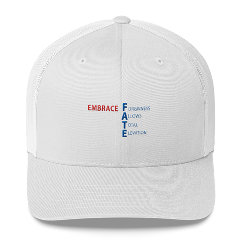 "T-Bird Soaring 6606 ""Embrace Fate"" Trucker Cap"