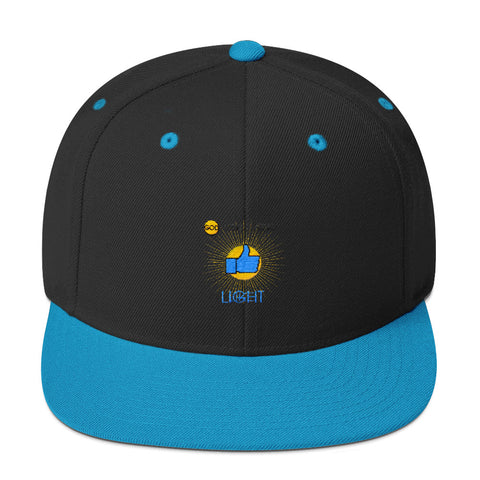 "T-Bird Soaring Yupoong 6089 ""God Following"" Snapback Hat"