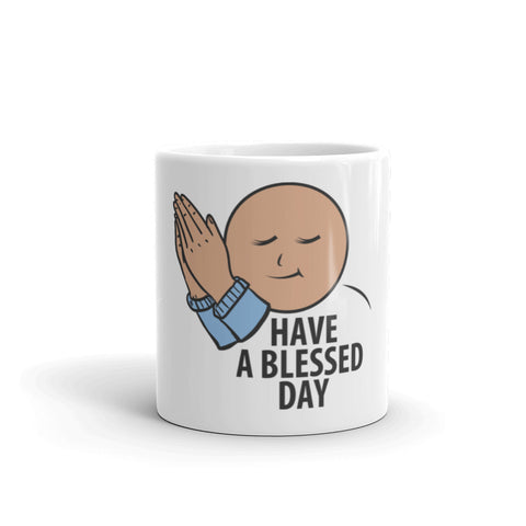 "T-Bird Soaring ""Blessed Day"" Mug"